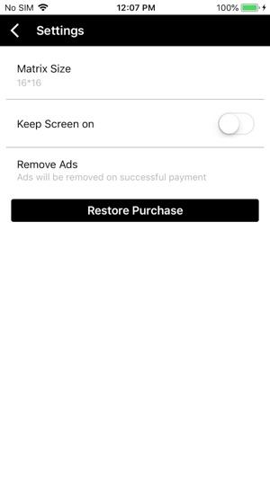 LED Matrix Font Generator on the App Store