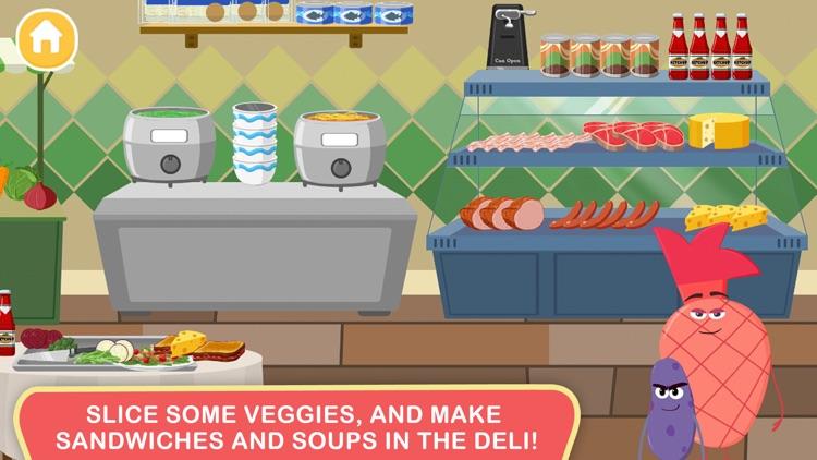 Fruits Vs Veggies– Supermarket screenshot-4