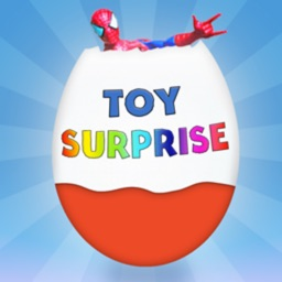 Surprise Eggs with Toys