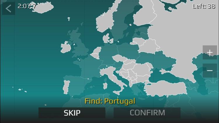 World map quiz qbis studio by konrad kubis world map quiz qbis studio gumiabroncs Image collections