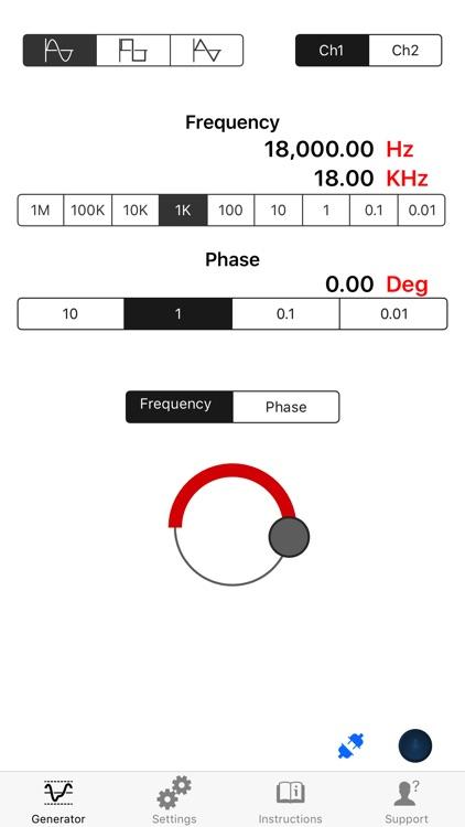 Arduino Uno Function Generator Code