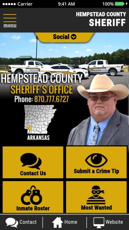 Hempstead County Sheriff AR by Hempstead County Sheriff's Office
