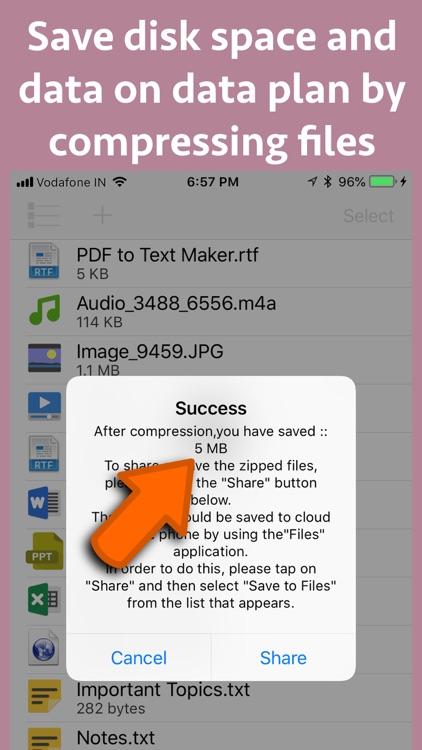 Password ZIP Maker screenshot-4