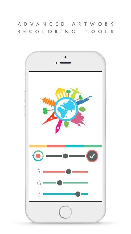 LogoScopic Studio – Logo Maker screenshot-3