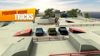 Screenshot #7 for Stickman Skate Battle