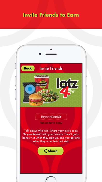 Schlotzsky's Rewards Program screenshot-3