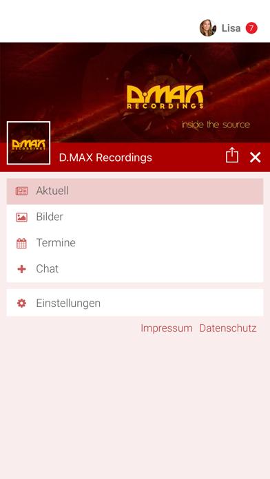 点击获取D.MAX Recordings