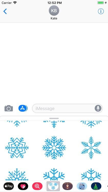 Winter is Coming - Snowflakes screenshot-3