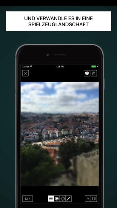 Tilt Shift FocusScreenshot von 3