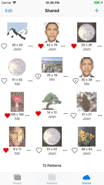 Stitched—Cross-stitch Patterns screenshot-4