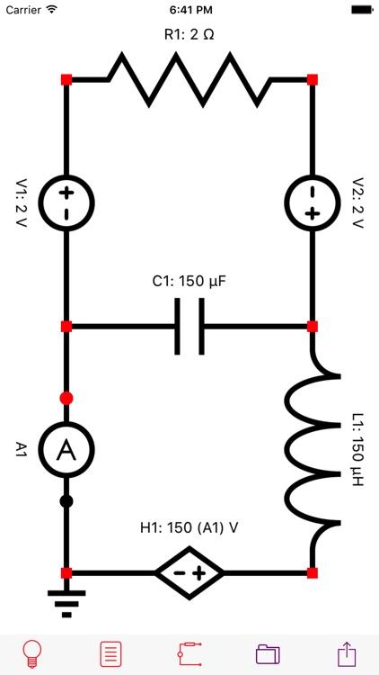Circuit Calculator screenshot-0