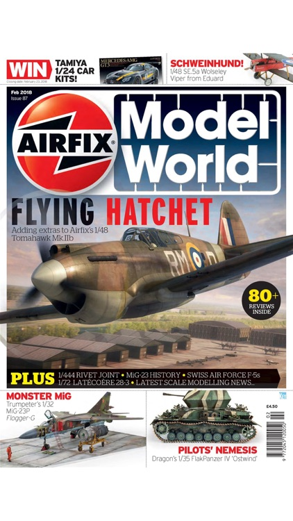 Airfix Model World - plastic scale modelling mag screenshot-0