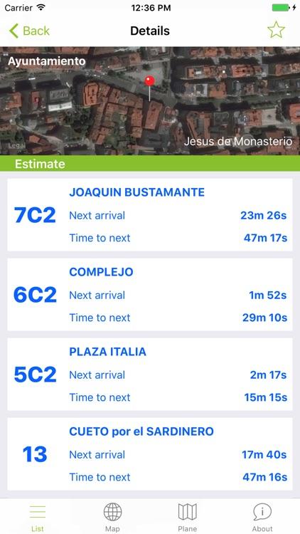 TUS Santander screenshot-3