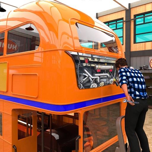 Baixar Duplo Decker ônibus Mecânico