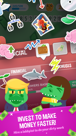 Make It Rain: Love of Money on the App Store