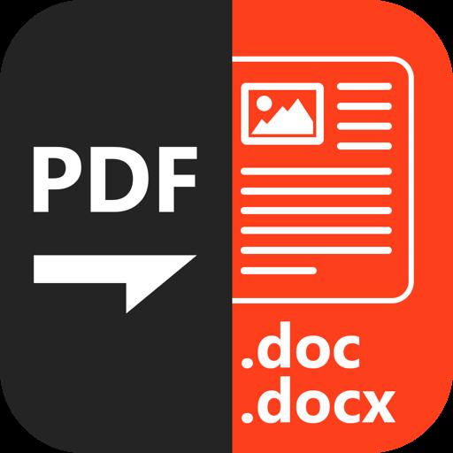 Any PDF to DOCX Converter-Преобразование PDF в Wor