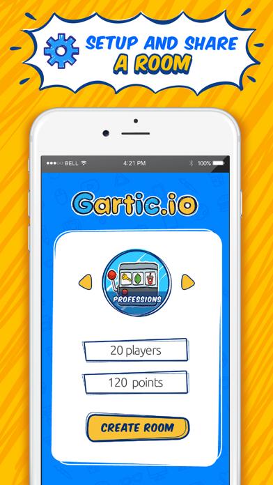 Herunterladen Gartic.io für Pc