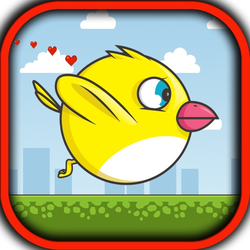 Tiny Flappy Love Bird - A clumsy little birds endless adventure