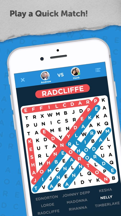 Infinite Word Search Puzzles screenshot-3