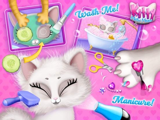 Kitty Meow Meow My Cute Cat screenshot 7