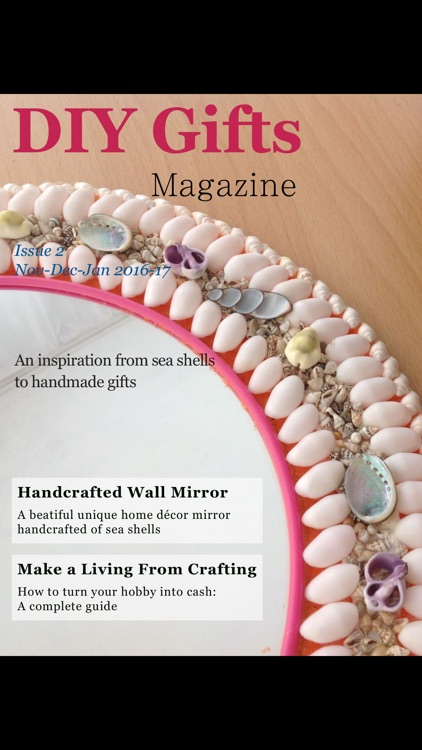 DIY Gifts (Magazine) screenshot-4