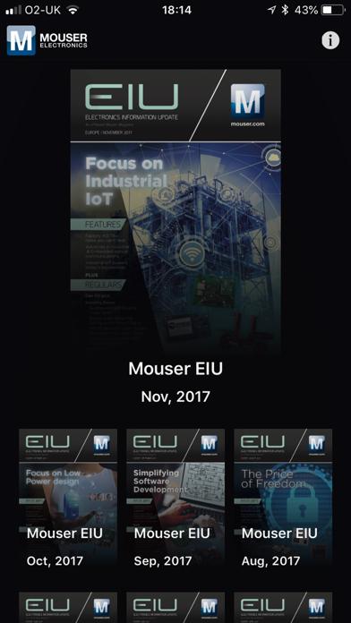 点击获取Mouser EIU Magazine
