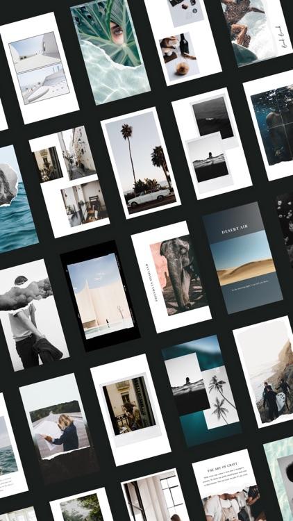 Unfold - Create Stories screenshot-0