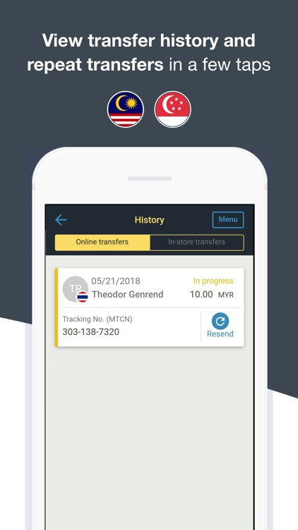 Transfer Money Western Union screenshot-7