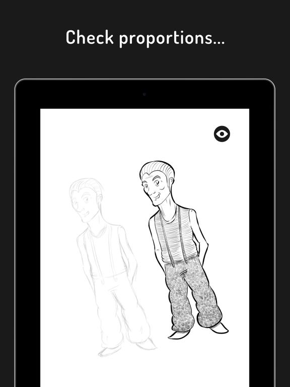 Drawing Mistakes Camera screenshot 14