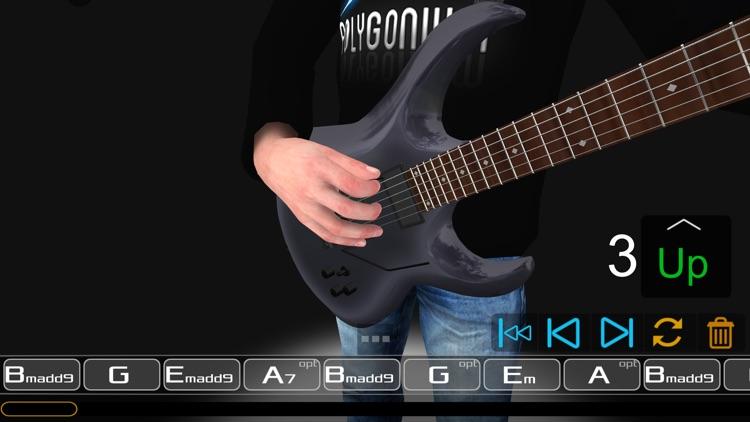 Guitar 3D - Chords, Strums App screenshot-3