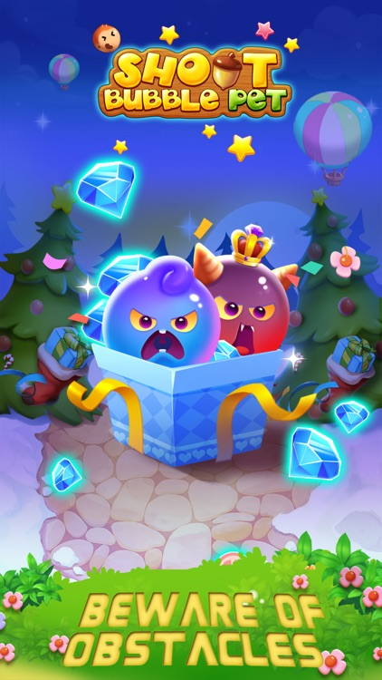 Bubble Shoot Pet screenshot-3