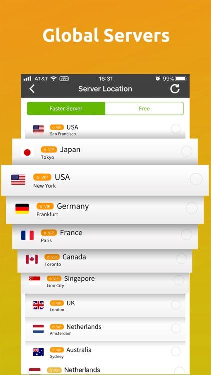 Flash VPN -Unlimited Proxy VPN