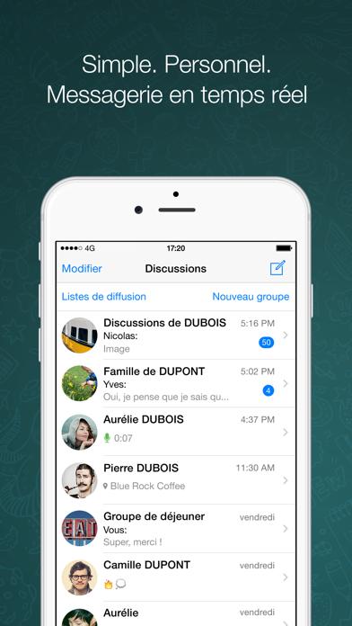 Télécharger WhatsApp Messenger pour Pc