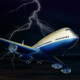 Airport Big Storm : The Sky Plane Radar flight Madness - Free Edition