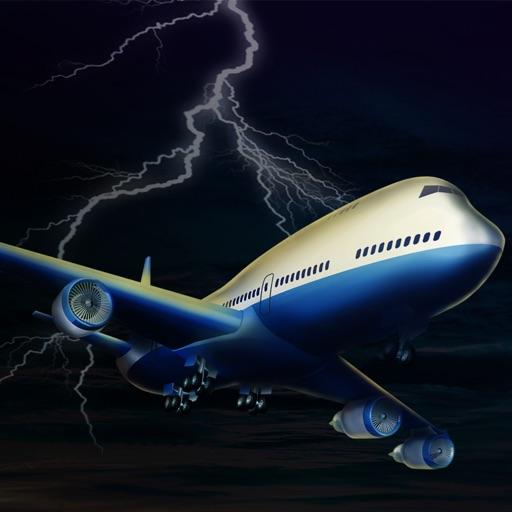 Аэропорт большой шторм: радар небе полет самолета безумие - Free Edition