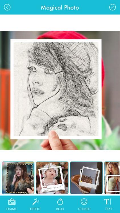 Pencil Sketch pip Art