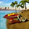 夏季海岸警卫队:喷气式滑雪救援艇模拟器