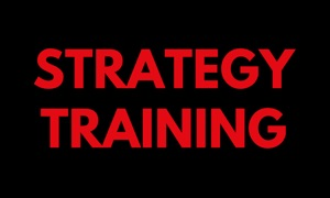 Strategy Training
