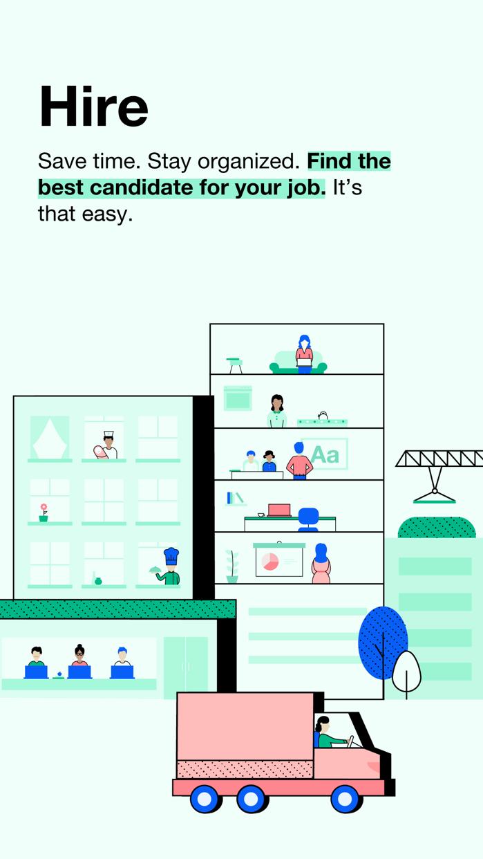 Indeed Employer Screenshot