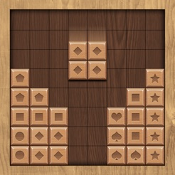 Wood Block Match