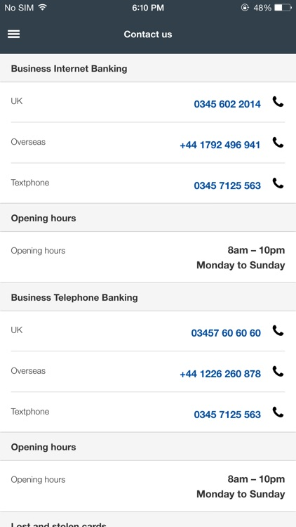 HSBC Business Mobile screenshot-3