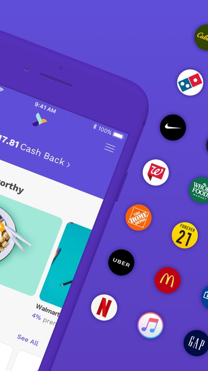 SPENT Money: Cash Back App
