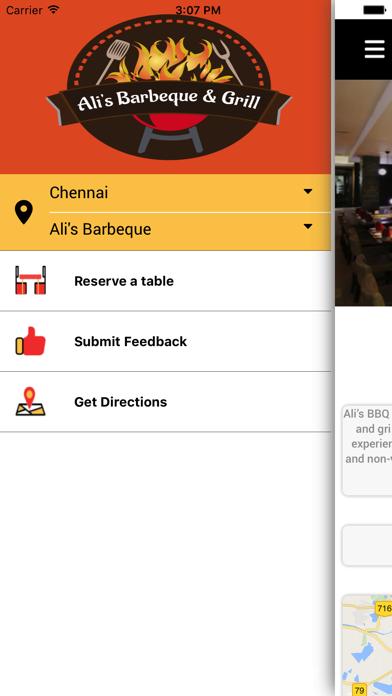 Ali's Barbeque screenshot three