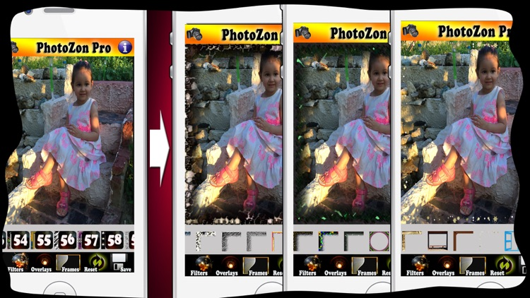 PhotoZon Pro - Advanced Collage Maker to Stand Out screenshot-3