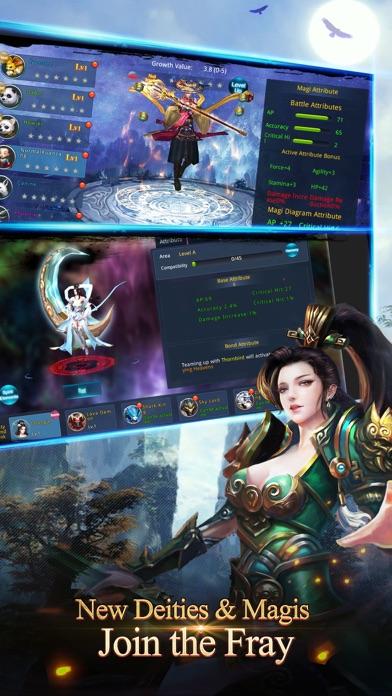Chaos Legends Screenshot 4