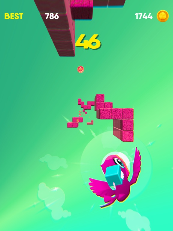 Fallin' Birds screenshot 8