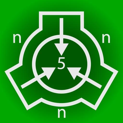 SCP Foundation nn5n offline application logo