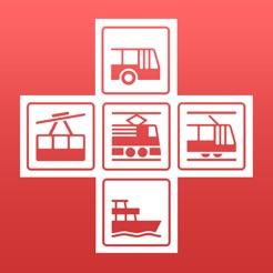 Swiss Public Transport App on the App Store