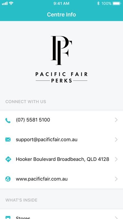 Pacific Fair Perks screenshot-4