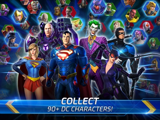 DC Legends: Battle for Justice Screenshots
